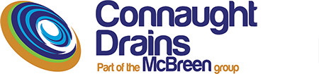 Connaught Drains Logo